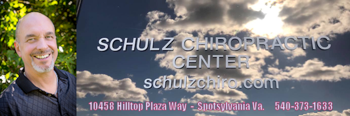 Logo of Schulz Chiropractic in Fredericksburg Virginia